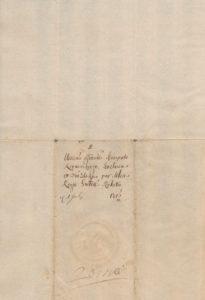 Zeznanie Sądowe o Dewastacji Majątku Konopat Niemiecki 1715 rok 3