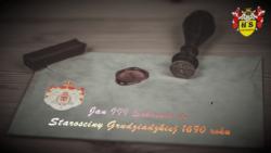 Jan III Sobieski list do Starościny Grudziądzkiej 1690 roku