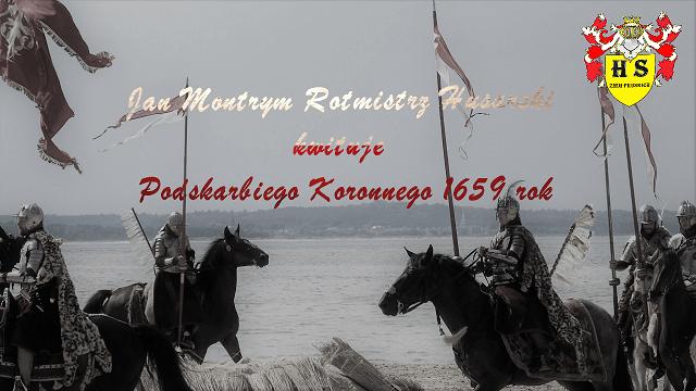 Jan Kazimierz Krasiński Asygnata dla Wojsk Koronnych 1659 rok
