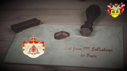 List Jana III Sobieskiego do Posła Konopackiego 1681 roku
