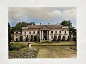 Pałac w Nawrze