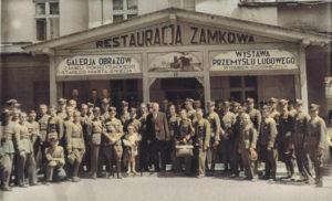 Świecie reastauracja Zamkowa