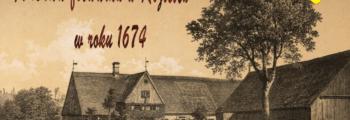 Makowiecki arenda folwarku w Kozielcu roku 1674