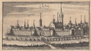Chełmno 1704 Germanus Adlerhold