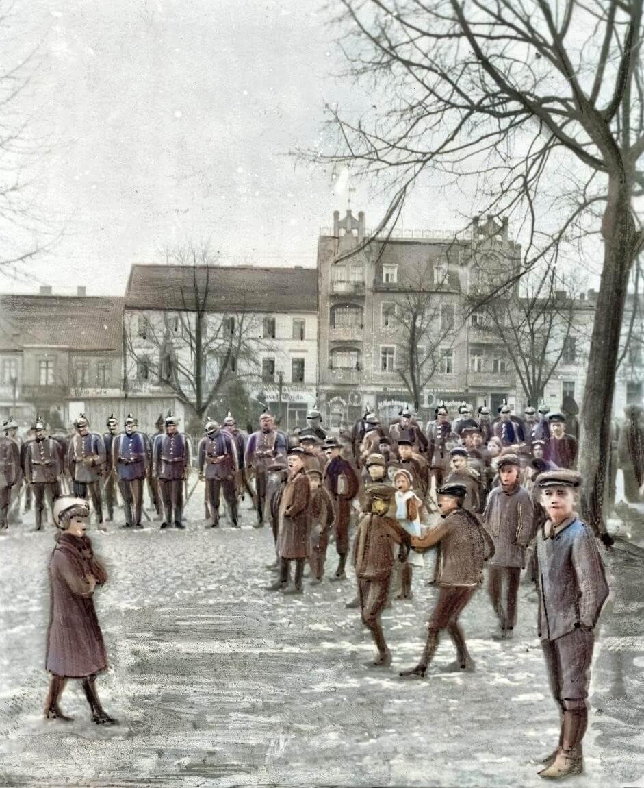 Duży Rynek przed 1919