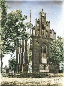 Kościół Rzymskokatolicki Pw. Matki Bożej Częstochowskiej i św Stanisława w Świeciu 1925