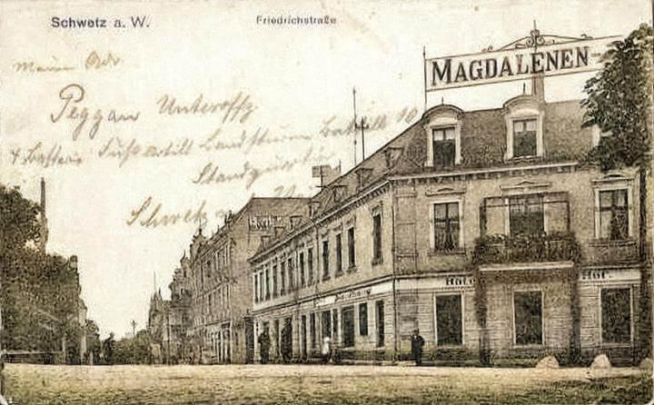Friedrichstrasse obecnie Mickiewicza