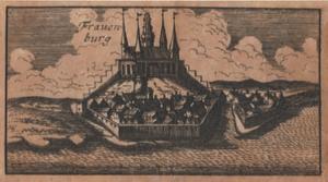 Frombork 1704 Germanus Adlerhold