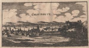 Grudziądz 1704