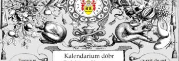 Kalendarium dóbr Polskiego Konopatu wiek XVIII