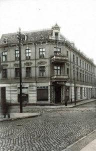 Kawiarnia Bristol Klasztorna Mickiewicza