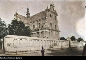 Kościół dominikański w Żółkwi