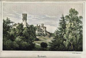 Zamek Huntley-Gordonów w Laskowicach