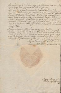 Respons Króla Leszczyńskiego do posłów 1707 roku 3