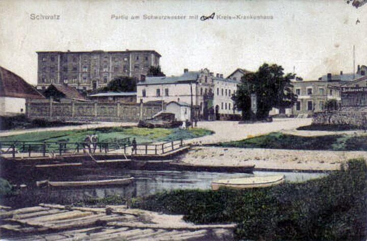Schwetz Mostowa - Mickiewicza