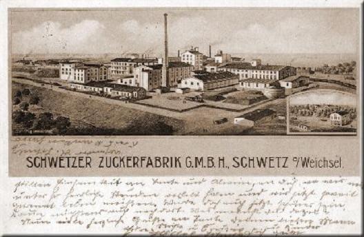 Świecie fabryka cukru