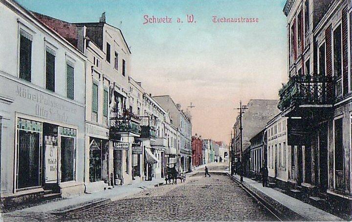 SwetzTechnaustrasse ulica Klasztorna