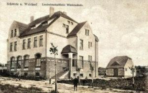 Wiejska szkoła zimowa ul Kościuszki