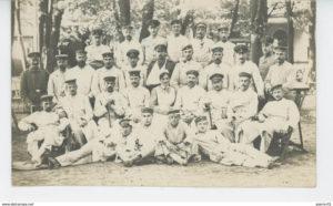 Wojna 1914 -18 SCHWETZ ŚWIECIE - Kartka fotograficzna żołnierzy niemieckich w rekonwalescencji w 1917 roku