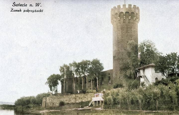 Zamek pokrzyżacki