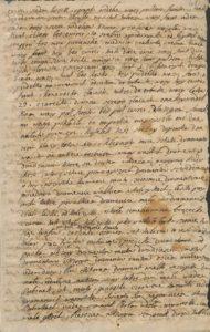 Legat Teresy Konopackiej sporządzony w 1711 roku