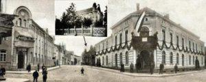 zdjecie umiejscawiajace synagogę na klasztornej