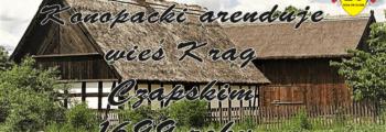 Konopacki arenduje wieś Krąg Czapskim 1699 roku