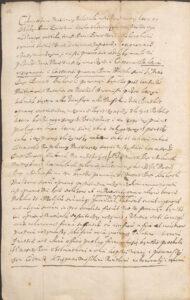Intercyza ślubna między Krokowskimi a Konopackimi 1602 roku