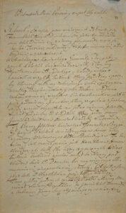 Skarga do Generała Kosińskiego na żołnierzy Napoleona roku 1806