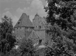 Chełmno zamek wieża Mestwina