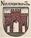 Herb Nowe Wappen Neuenburg