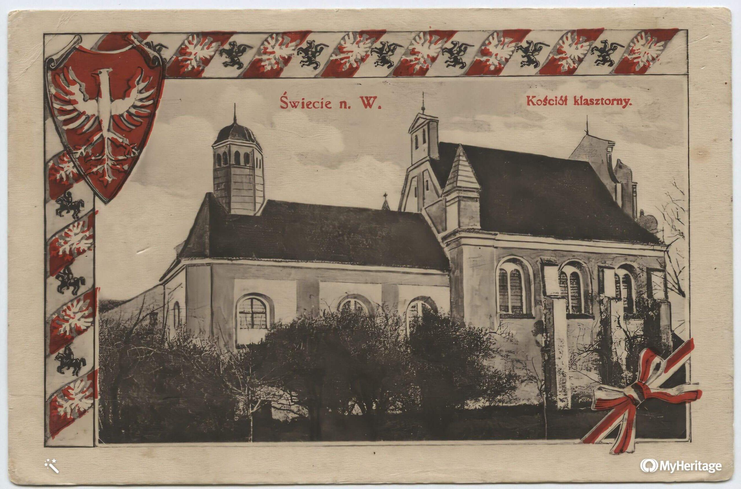 Klasztor Dominikanów w Świeciu