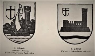 Projekt Henning Reinhardtsgrimma Wappen Schwetz