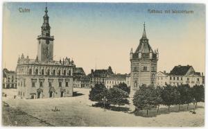 Ratusz w Chełmnie