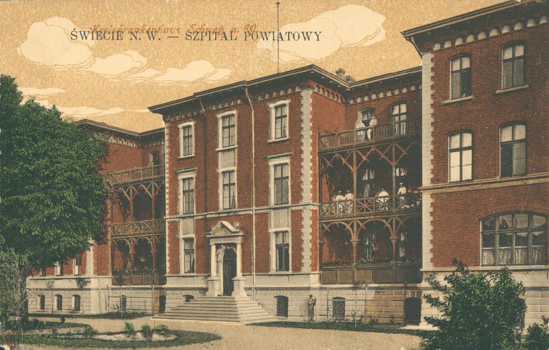 Szpital 1918