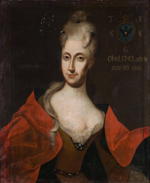 Teresa z Konopackich Kruszyńska