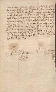 Władysław bierze w arendę Czaple świeckie 1628 roku