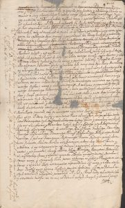 Konopaccy zastawiają Pawłowicze Konstancji Naruszewicz 1693 roku